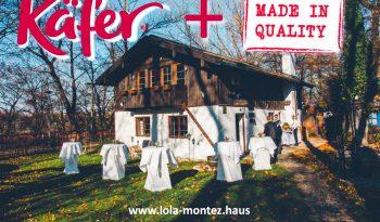 Feinkost Käfer und das Lola-Montez-Haus